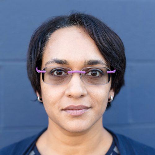 Anuradha Vikram headshot photo